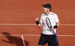 Tứ kết Roland Garros: Murray trả cả gốc lẫn lãi cho Nishikori