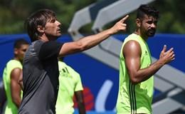 """Vụ Conte """"chơi xấu"""" Costa: Không có lửa, sao có khói?"""