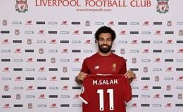 """Chuyển động 23.6: Liverpool """"phá két"""" vì Mohamed Salah"""