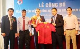 HLV Miguel Rodrigo hứa đưa ĐT futsal Việt Nam dự World Cup