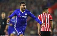"""Costa """"khóc"""", Atletico đành phải thương"""