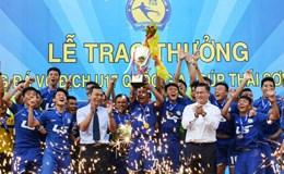 VPF lại thắng Viettel nhờ thực dụng, vô địch giải U17 quốc gia