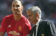 """Mourinho vẫn cần Ibra """"cầm đầu"""" hàng công M.U"""