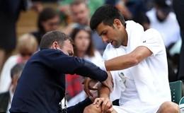 """Vật lộn với chấn thương, Djokovic """"an dưỡng"""" đến hết năm"""