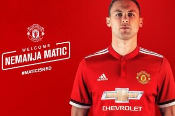 Chính thức: M.U chiêu mộ thành công Matic từ Chelsea