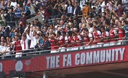 Hạ Chelsea ở loạt luân lưu, Arsenal giành Siêu cúp Anh
