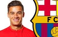 Chuyển động 8.8: Barca dốc lòng vì Philippe Coutinho