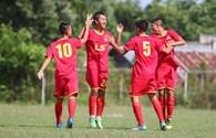 Hạ SLNA, Viettel vào chung kết U15 Quốc gia