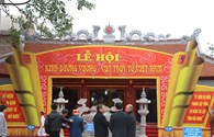 Bắc Ninh khai hội Kinh Dương Vương Xuân Đinh Dậu 2017
