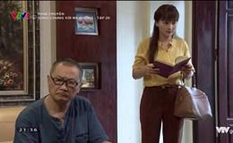 Sống chung với mẹ chồng tập 20: Minh Vân bị gia đình chồng đọc trộm nhật ký