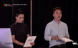 """""""Vietnam's Next Top Model 2017"""": Nam Trung đuổi Võ Hoàng Yến ra khỏi buổi chụp hình"""