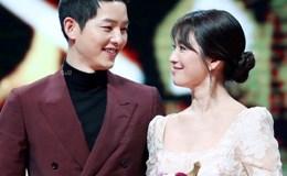 Song Joong Ki tiết lộ lý do vội vàng kết hôn với Song Hye Kyo