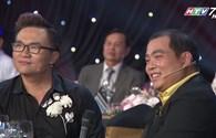 """Nhạc sĩ Minh Khang """"mượn"""" sóng truyền hình để nịnh vợ"""