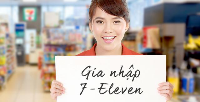 Tuyển dụng ồ ạt, 7-Eleven chuẩn bị chinh phục thị trường Việt Nam - Ảnh 1.