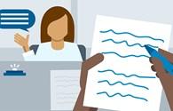 Kiểm soát ngôn ngữ hình thể giúp phỏng vấn xin việc thành công
