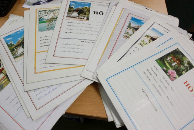 Bộ hồ sơ xin việc chuẩn cần có những giấy tờ gì