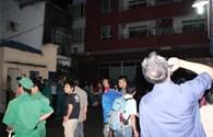 Cháy chung cư 24 tầng, hàng trăm người dân hoảng loạn