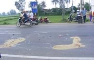 Bình Định: Cả gia đình 4 người chết thảm vì TNGT