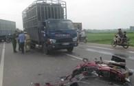 Một ngày, 2 vụ tai nạn thương tâm, 8 người chết tại chỗ