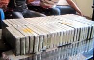 Bắt đối tượng vận chuyển 58 bánh heroin