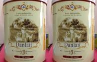 Sữa dê Danlait được xác nhận có nguồn gốc từ Pháp