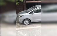 Vụ chém người kinh hoàng ở Vĩnh Phúc và viên đá trên kính ôtô