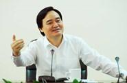 Xin hiến kế cho Bộ trưởng Phùng Xuân Nhạ