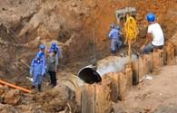 Chính phủ đồng ý tạm dừng ký hợp đồng dự án nước Sông Đà: với Nhà thầu