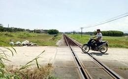 Ẩn họa tai nạn đường sắt từ đường ngang dân sinh tự phát