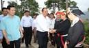 Phó Thủ tướng Trương Hòa Bình thăm bà con thôn Bản Bang, Hà Giang