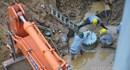 Đường ống nước sông Đà lại vỡ: Nên dùng nước giếng cho lành