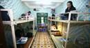 CĐ Trường Đại học Thương mại với phòng ở kiểu mẫu cho sinh viên