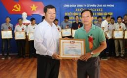 CĐ Cty CP Cảng Hải Phòng khơi dậy tiềm năng sáng tạo của CNLĐ