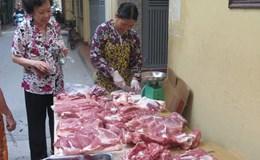 Các cấp CĐ NNPTNT chia sẻ khó khăn với người chăn nuôi lợn