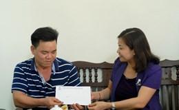 Hà Nội: Người bị tai nạn lao động nhắn nhủ NLĐ tuân thủ quy tắc về ATVSLĐ