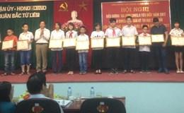 LĐLĐ quận Bắc Từ Liêm (Hà Nội): Biểu dương 34 gia đình CNVCLĐ tiêu biểu năm 2017