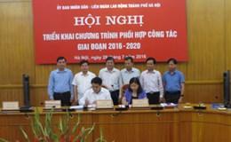 Hà Nội phối hợp thực hiện tốt các chương trình chăm lo người lao động