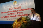 CĐ Cục Thuế Hà Nội: Mọi đoàn viên đều thi đua thực hiện cải cách hành chính