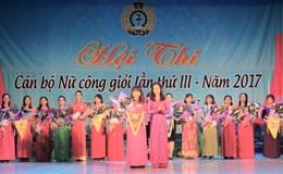 """Hội thi """"Cán bộ nữ công giỏi"""" tỉnh Sơn La: Quán quân là Đội CĐ Trường Cao đẳng Sơn La"""