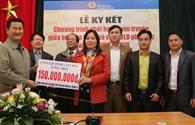 CNVCLĐ tỉnh Lai Châu ủng hộ ngư dân Hoàng Sa, Trường Sa 150 triệu đồng