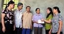 Trao 30 triệu đồng đến hai gia đình cảnh sát biển tại Thanh Hóa