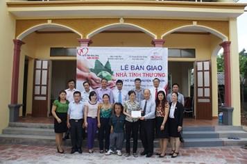 """Chương trình """"Góp Tết với người nghèo Xuân Ất Mùi"""": Prudential Việt Nam ủng hộ 117 triệu đồng"""