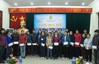 Trao 60 suất quà tết Prudential VN tài trợ đến công nhân tỉnh Bắc Giang