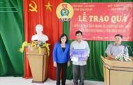 """""""Góp một viên gạch xây dựng Khu Tưởng niệm chiến sỹ Gạc Ma"""": CNVCLĐ tỉnh Bình Thuận ủng hộ 2 tỷ đồng"""