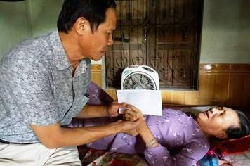 Quỹ Tấm lòng vàng Lao Động trao 360 triệu đồng, tri ân cựu binh và thân nhân liệt sỹ Gạc Ma tại Quảng Bình