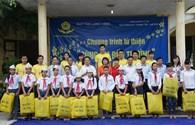 Cùng Mai Vàng mang niềm vui đến trẻ em nghèo vùng chiêm trũng Ninh Bình