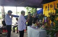 Quỹ TLV Lao Động trao hỗ trợ tới gia đình các nạn nhân trong vụ sập biệt thự cổ ở phố Trần Hưng Đạo