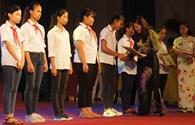 Trao 13 suất học bổng Tấm Lòng Vàng – Đại Nam động viên học trò nghèo hiếu học tỉnh Thái Nguyên
