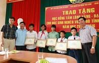 """Trao 13 suất học bổng """"Tấm Lòng Vàng - Đại Nam"""" tới học sinh tỉnh Thái Bình"""