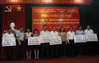Quỹ TLV Lao Động trao 1,01 tỉ đồng cho công nhân ngành than